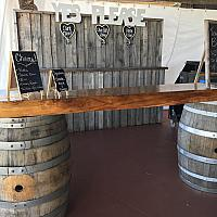 Barrel Bar - 3 Piece