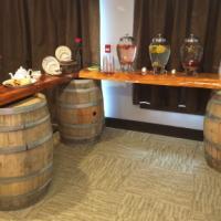 Barrel Bar - 5 Piece