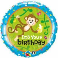"Mylar - 18"" - It's Your Birthday"