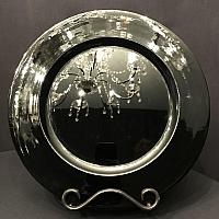 Charger Plate - Black