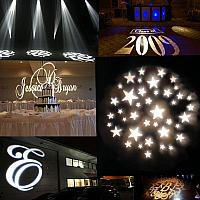 LED Gobo Light Projector