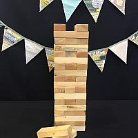 Jenga Yard Game
