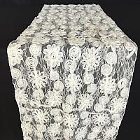 Table Runner - Lace Brocade