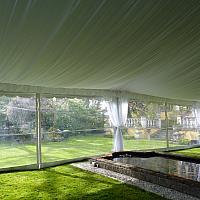 40'x60' Frame Tent Liner