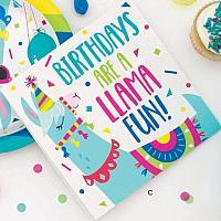 Llama Party - Napkins