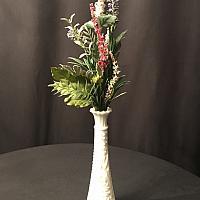 Vase - Milk Glass - Large