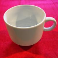 Nikko Coupe 8oz Coffee Cup