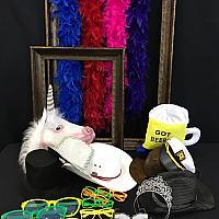 Selfie Booth - Prop Bin