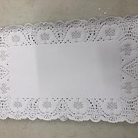 "Paper Doily - 7"" x 11"" Rectangle"