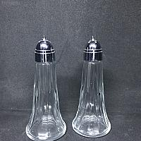 Salt & Pepper Shakers - Glass