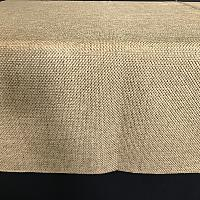 "Table Overlay - Burlap Plain - 72"" x 72"""