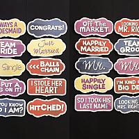 Selfie Signs - Modern Wedding Bundle