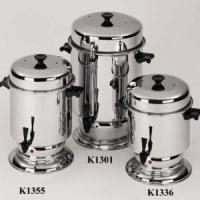 Hot Water Urn - Silver - 100 Cup