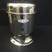 Hot Water Urn - Silver - 36 Cup