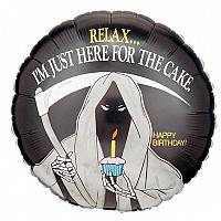 "Mylar 18"" - Grim Reaper"