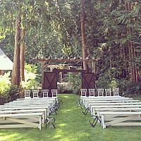 Bench - Ceremony - Whitewash Wood