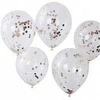 "11"" Latex - Confetti Balloon"