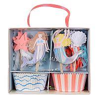 Mermaid - Cupcake Kit
