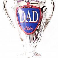 Mylar - World's Greatest Dad