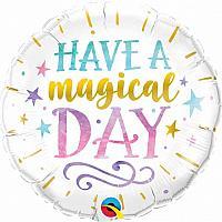 """Mylar - 18"""" - Magical Day"""