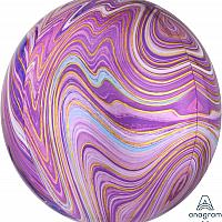 "Marblez Orbz - 16"" - Purple"