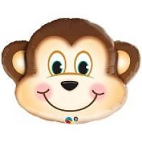 """Mylar - 35"""" - Monkey"""