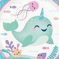 Narwhal Party - Napkins