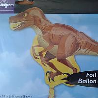 """Mylar - 40"""" - Raptor"""