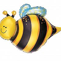"Mylar - 24"" - Bumble Bee"