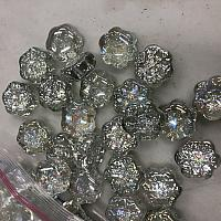 Gem Marbles - Snowflake Shape