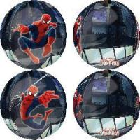 Spiderman - ORBZ Balloon (3 images)