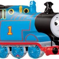Mylar - Thomas & Friends Train - Supershape