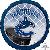 """Mylar 18"""" - Vancouver Canucks"""