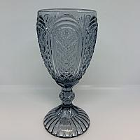 Vintage Goblet - Dusky Blue