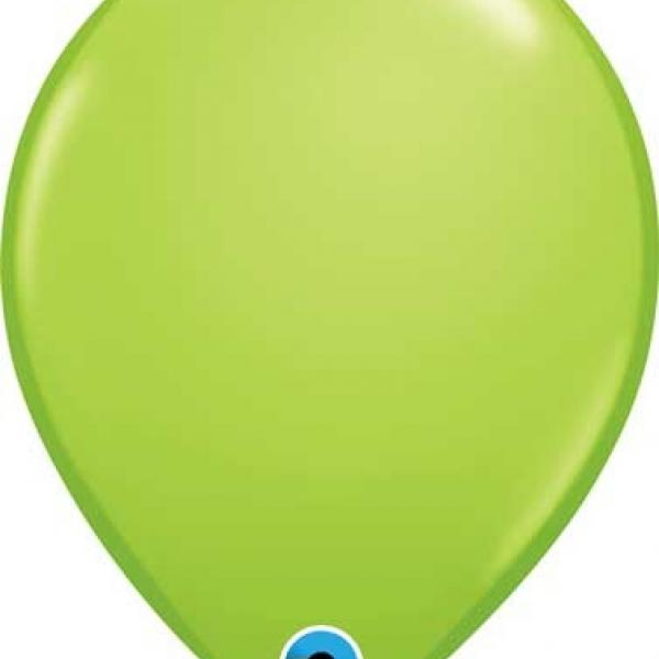 "Balloon - 11"" Latex - Lime Green"