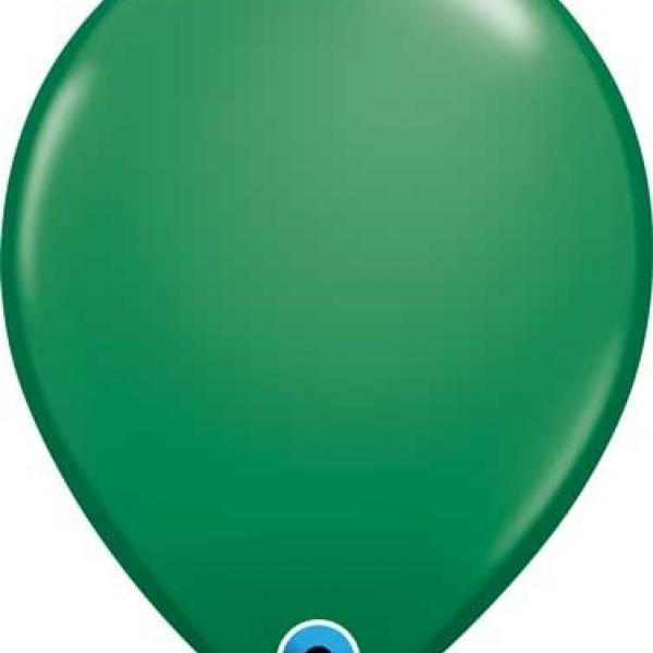 "Balloon - 11"" Latex - Green"