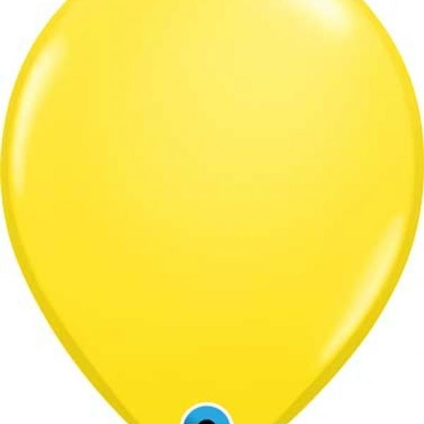 """11"""" Latex - Yellow"""