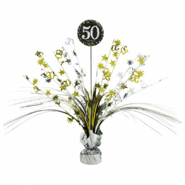 Sparkling Celebration - Spray Centerpiece - 50