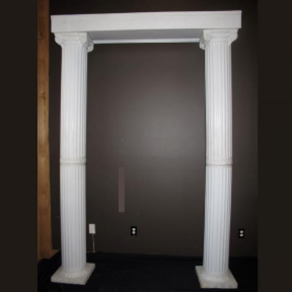 Archway - Roman Column