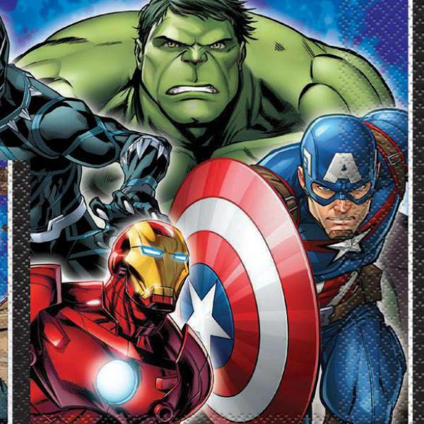 Avengers - Napkins