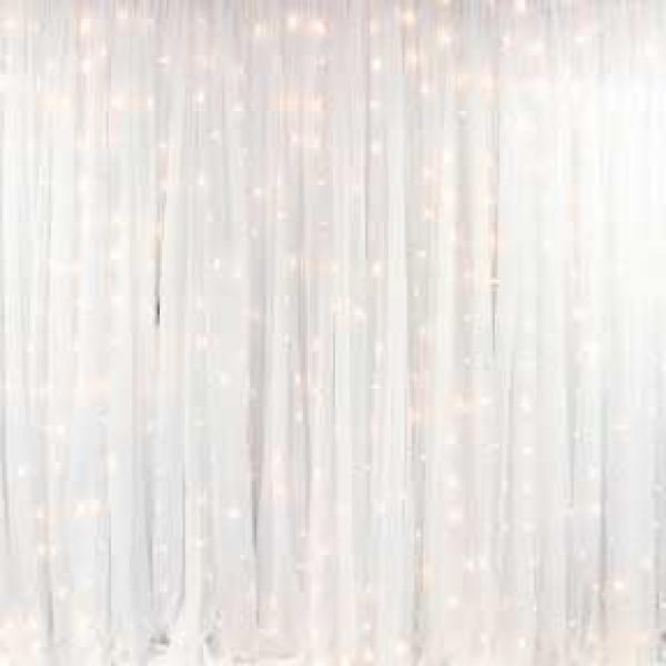 30' Lit Backdrop