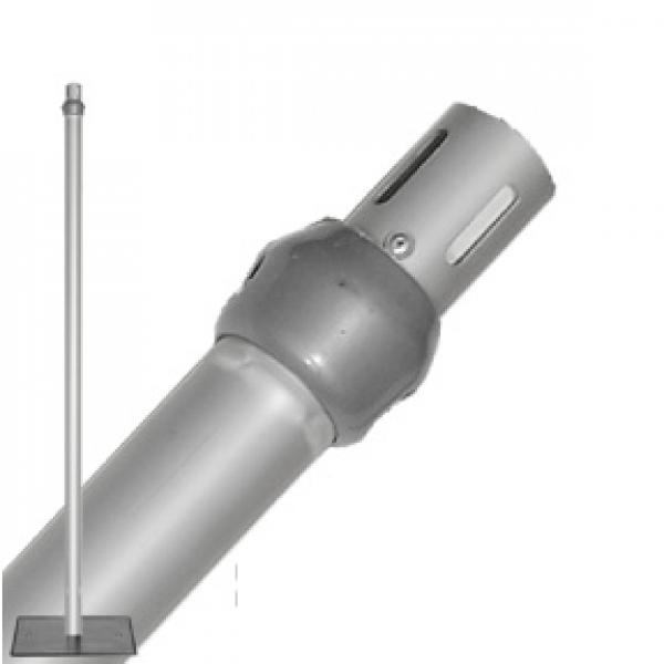 Backdrop Upright Extender - Adjustable 9' to 16'