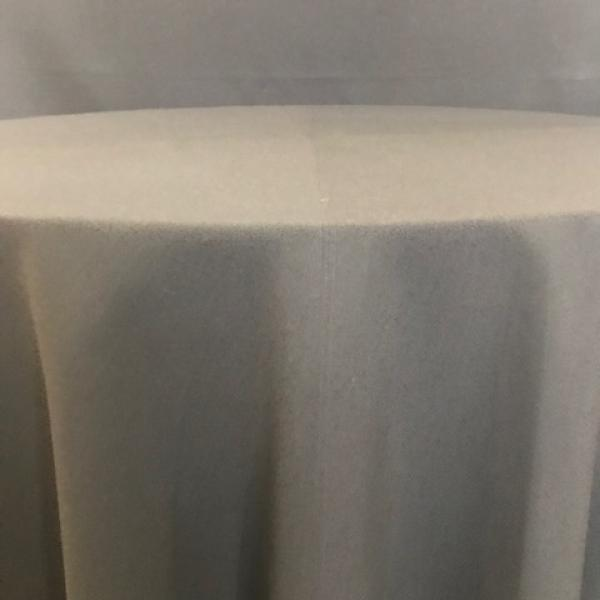 "Banquet Linen - Black - 90""x132"""