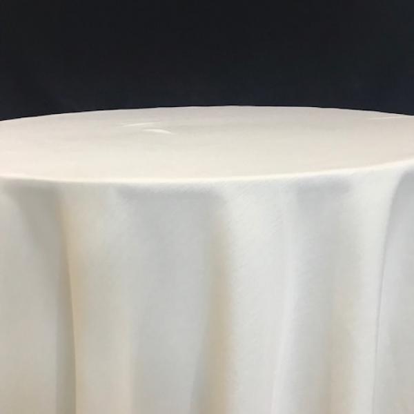 """Banquet Linen - Ivory - 90""""x 132"""""""