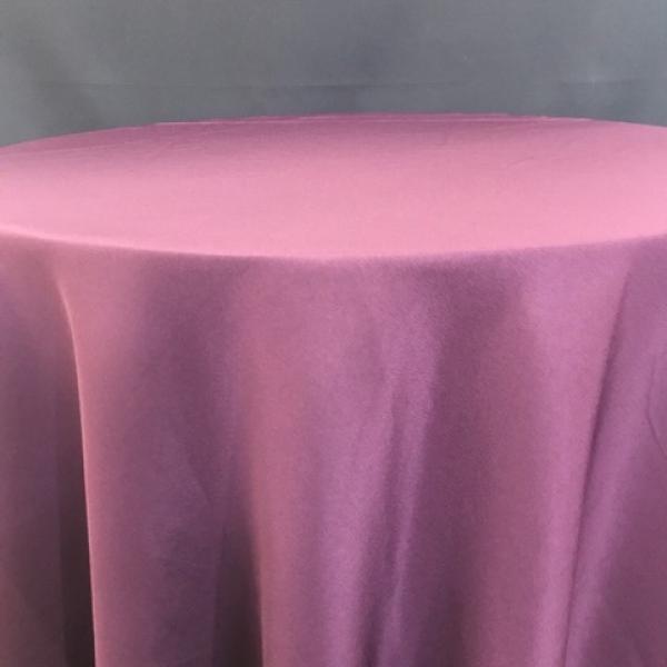 """Banquet Linen - Eggplant - 90""""x156"""""""