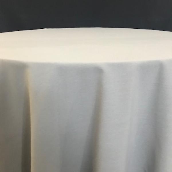 """Banquet Linen - Pewter - 90""""x 156"""""""
