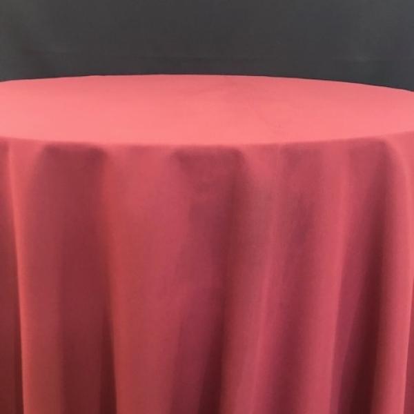 """Banquet Linen - Burgundy - 54""""x120"""""""