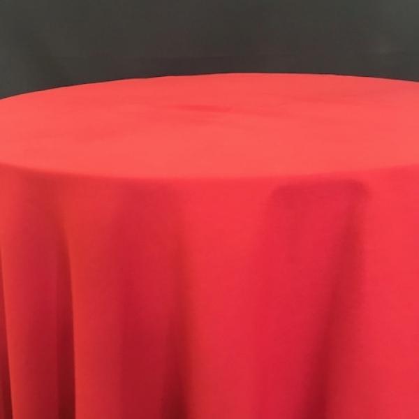 """Banquet Linen - Red - 54""""x 120"""""""