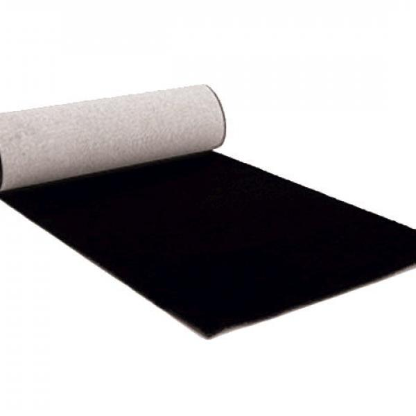 Carpet Runner - Black - 4' x 25'