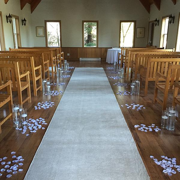 Carpet Runner - Champagne - 4' x 25'
